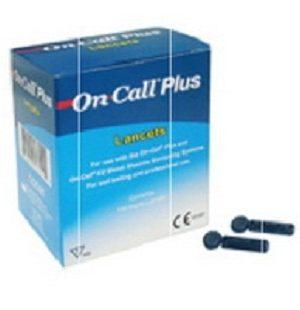 Kim chích máu đo đường huyết On Call Plus