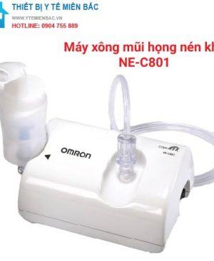 Máy xông mũi họng nén khí NE-C801