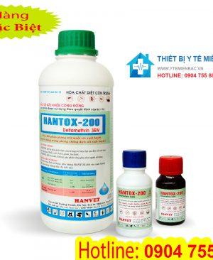 Thuốc diệt muỗi và côn trùng Hantox-200