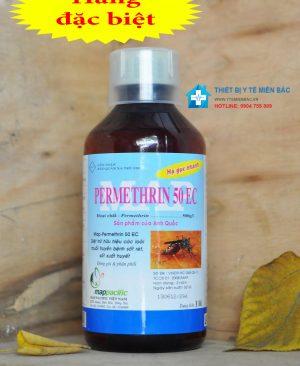 Thuốc diệt muỗi và côn trùng Permethrin 50EC 1000ml